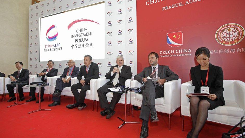 Čínské investiční fórum
