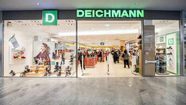 Deichmann v Česku zvýšil obrat téměř na dvě miliardy korun - Ilustrační foto.