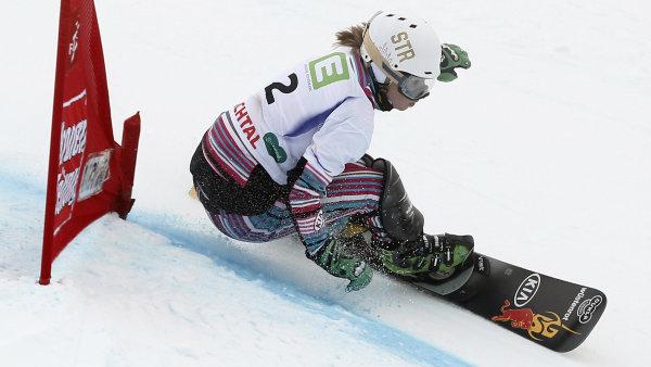 Nejhor�� je balen� a p�esun na z�vody, st�uje si zlat� snowboardistka Ledeck�