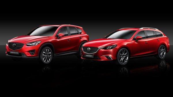 Mazda chyst� letos smr��. P�iveze p�t nov�ch nebo modernizovan�ch aut