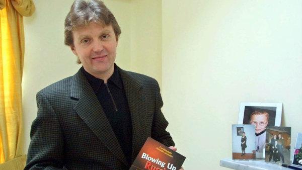 Vraždu Litviněnka podle britského soudce asi schválil Putin.