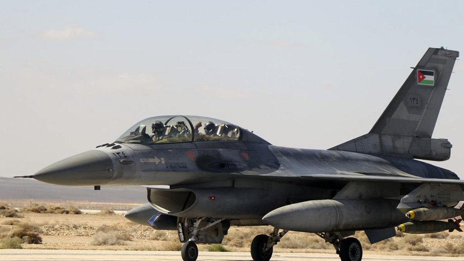 Jordánci útočí proti teroristům