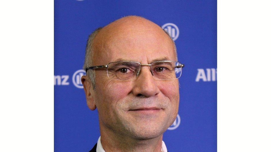 Milan Kříž, vedoucí centrálního makléřského obchodu Allianz pojišťovny