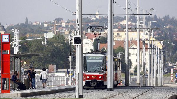 Výpadek elektřiny zastavil provoz tramvají v Praze - Ilustrační foto.