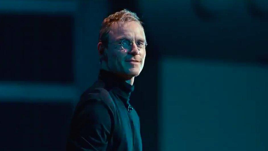 Do českých kin film Steve Jobs vstoupí 12. listopadu.