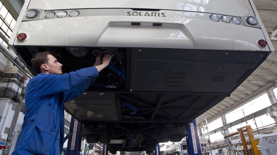 Škoda Electric dodá do italského Cagliari trolejbusy za 15 milionů korun (ilustrační foto).
