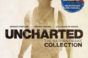Tři série Uncharted