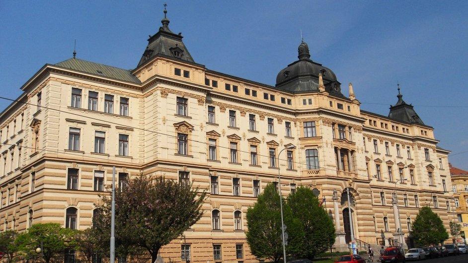 Brno, Rooseveltova, Justiční palác