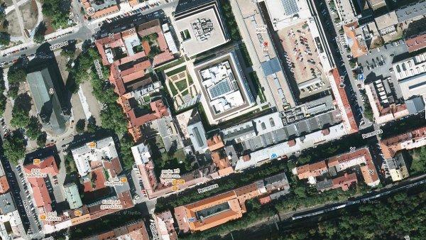 Mapy.cz nasadily nové letecké snímky