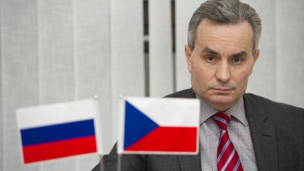 Obchodní zástupce Sergej Stupar potvrdil miliardovou zakázku pro Unistav.