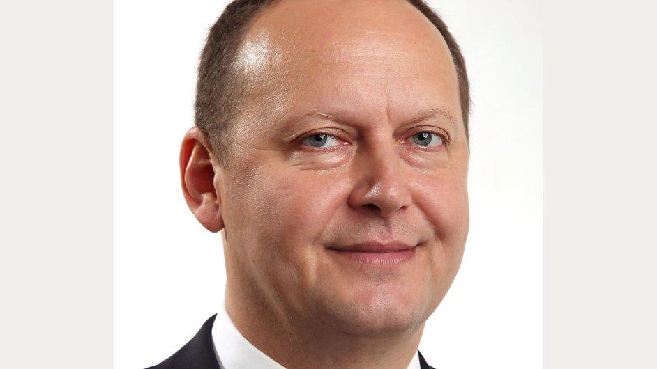 Jiří Fousek, generální ředitel společnosti Obermeyer Helika