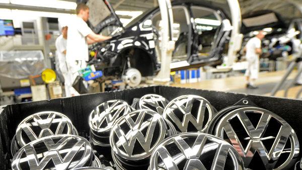 Zisk Volkswagenu roste pomaleji, než předpokládali analytici. Na vině jsou dozvuky Dieselgate i problémy na čínském trhu