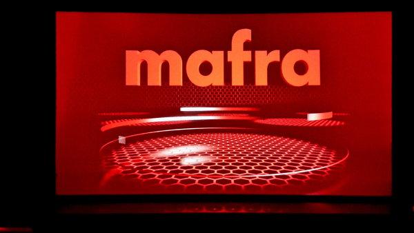 Logo skupiny Mafra