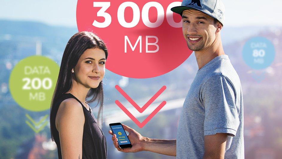 O2 nabízí volná data. Spouští kampaň na podporu Datomatu.