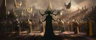 Snímek z filmu Thor: Ragnarok.