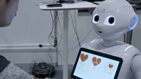 Robot IBM MERA