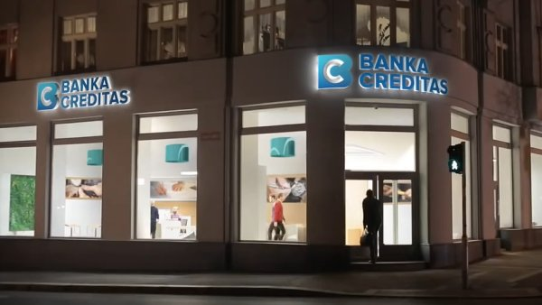 Banka Creditas