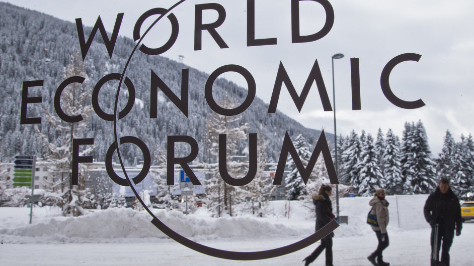 Světové ekonomické fórum (WEF) ve švýcarském Davosu začalo.