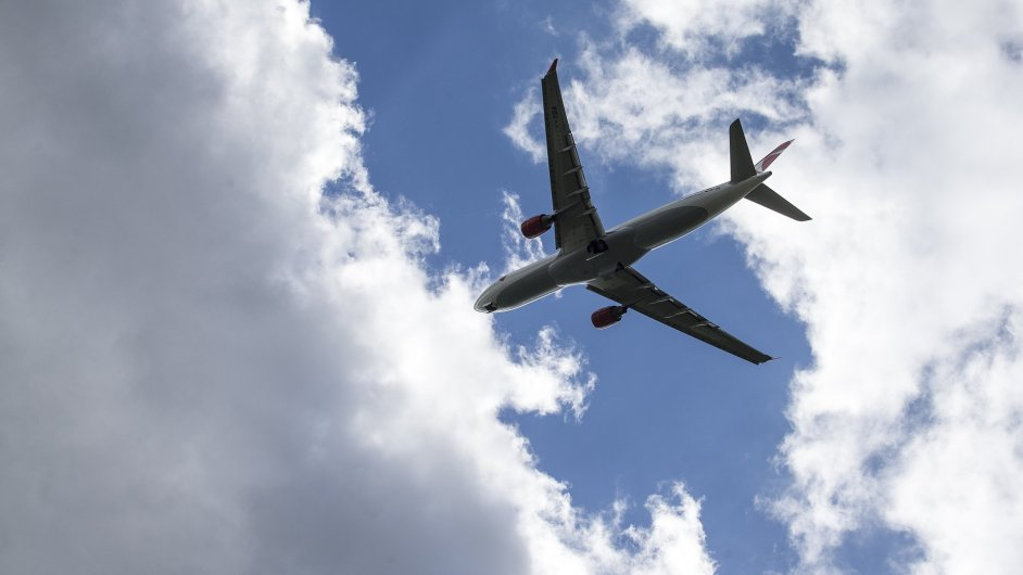 Airbus A330 přiletěl do Prahy