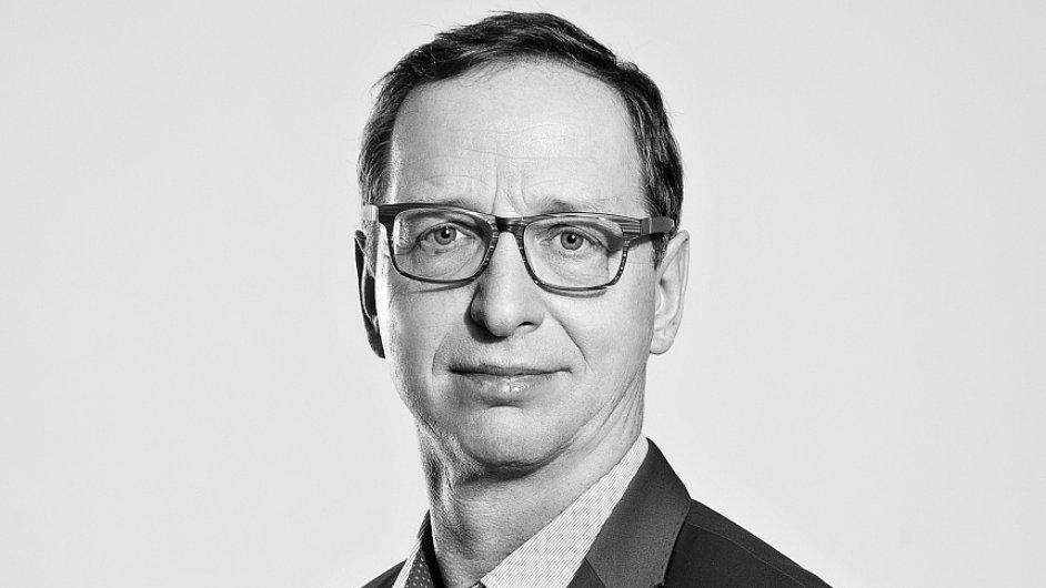 Pavel Rozsypal, ředitel pro řízení investičních fondů společnosti APS Holding