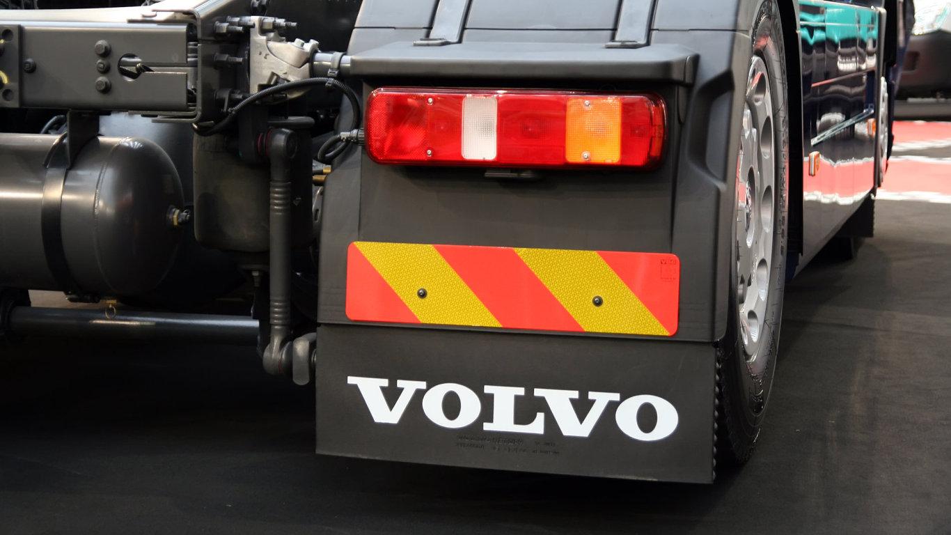 Volvo sází na to, že v Číně poroste trh s kamiony.
