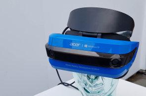 Budoucnost počítačů podle Microsoftu a Aceru: Virtuální a rozšířená realita místo displejů