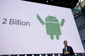 Google má dvě miliardy uživatelů Androidu a chce víc