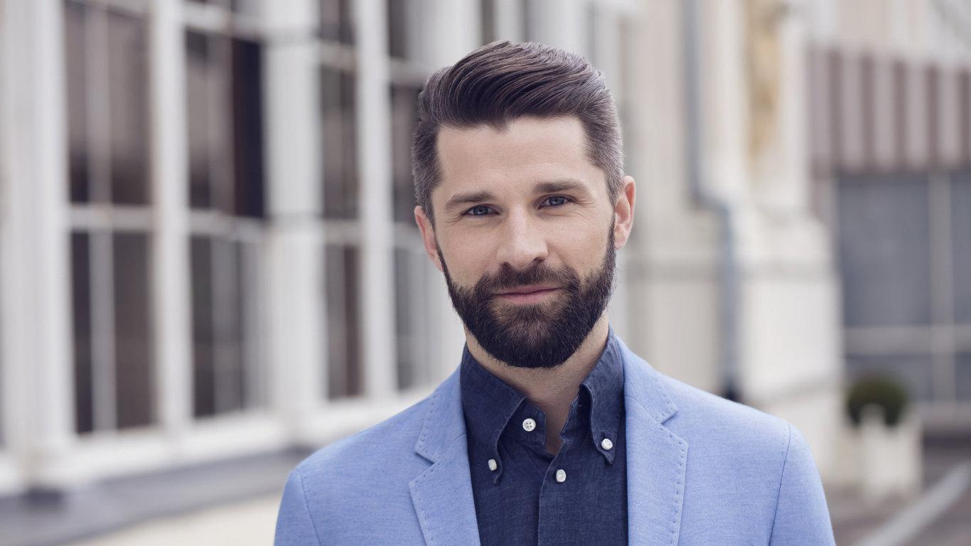 Matt Komorowski, ředitel PayPalu pro severní a střední Evropu