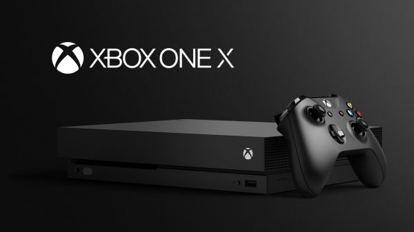 Xbox One X Pic