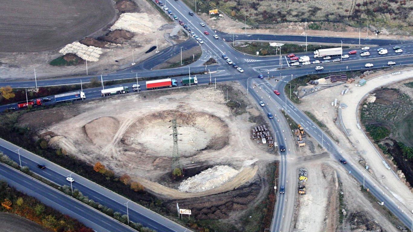 Evropské dotace Česko žádá nejčastěji na výstavbu silnic.