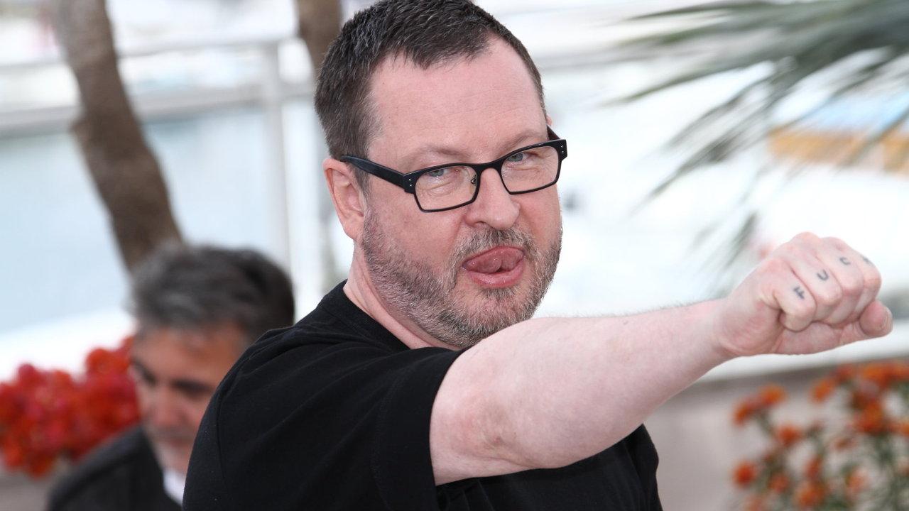 Dánský režisér Lars von Trier (na snímku) je jedním z hostů, které by na vznikající festival ráda pozvala Kamila Zlatušková.