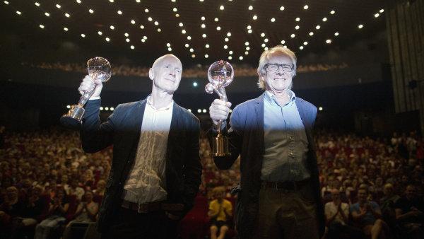Paul Laverty a Ken Loach jsou hlavními pondělními hosty festivalu v Karlových Varech.