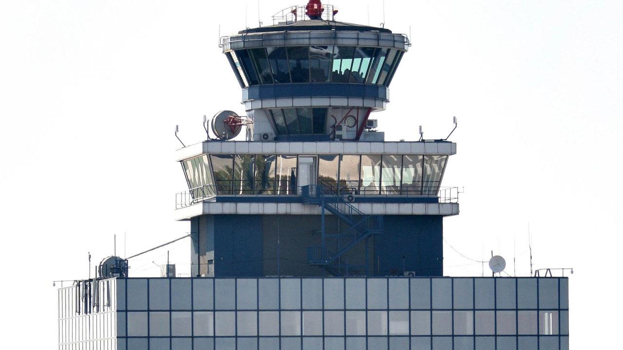 Pro Řízení letového provozu je stále zajímavější výcvik pilotů aletušek.