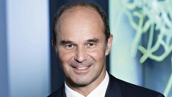 Martin Brudermüller, předseda Rady výkonných ředitelů společnosti BASF