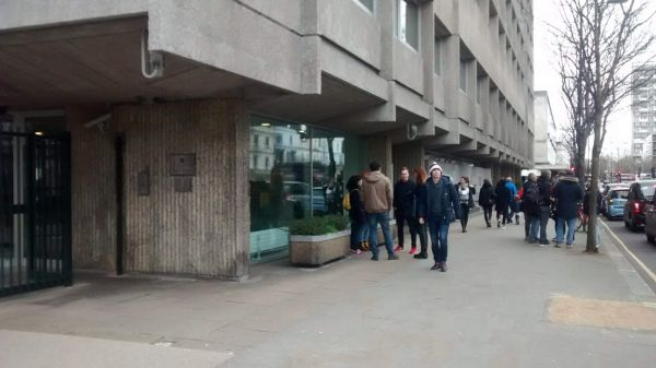 Londýn; volby