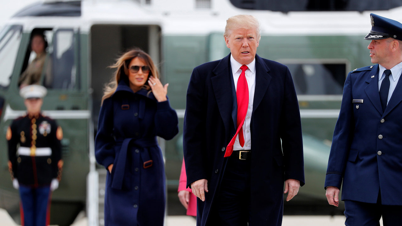Ať žije válka. Obchodní válka je podle Trumpa dobrá a lze ji lehce vyhrát. Americký prezident tak hrozí ostatním zemím, především Číně, ale i EU.