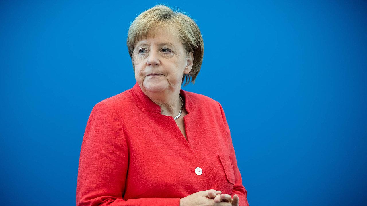 Všechny země, i když leží blízko Ruska, mají právo na vlastní rozvoj, řekla německá kancléřka Angela Merkelová.