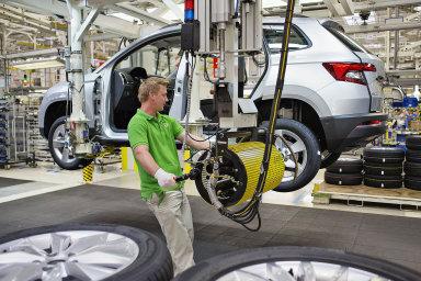 Automotive v Česku nejsou samozřejmě jen automobilky jako Škoda, kolínská Toyota Peugeot Citroën Automobile Czech a nošovické Hyundai.
