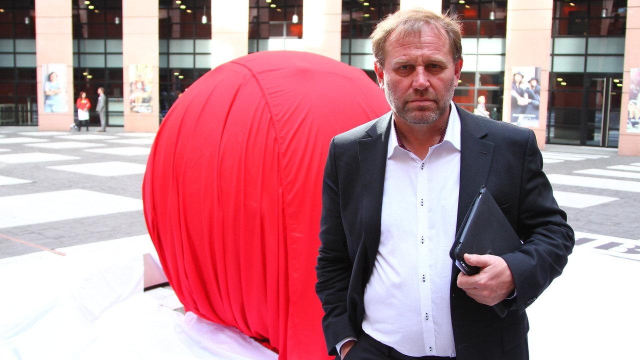 Europoslanec Bart Staes