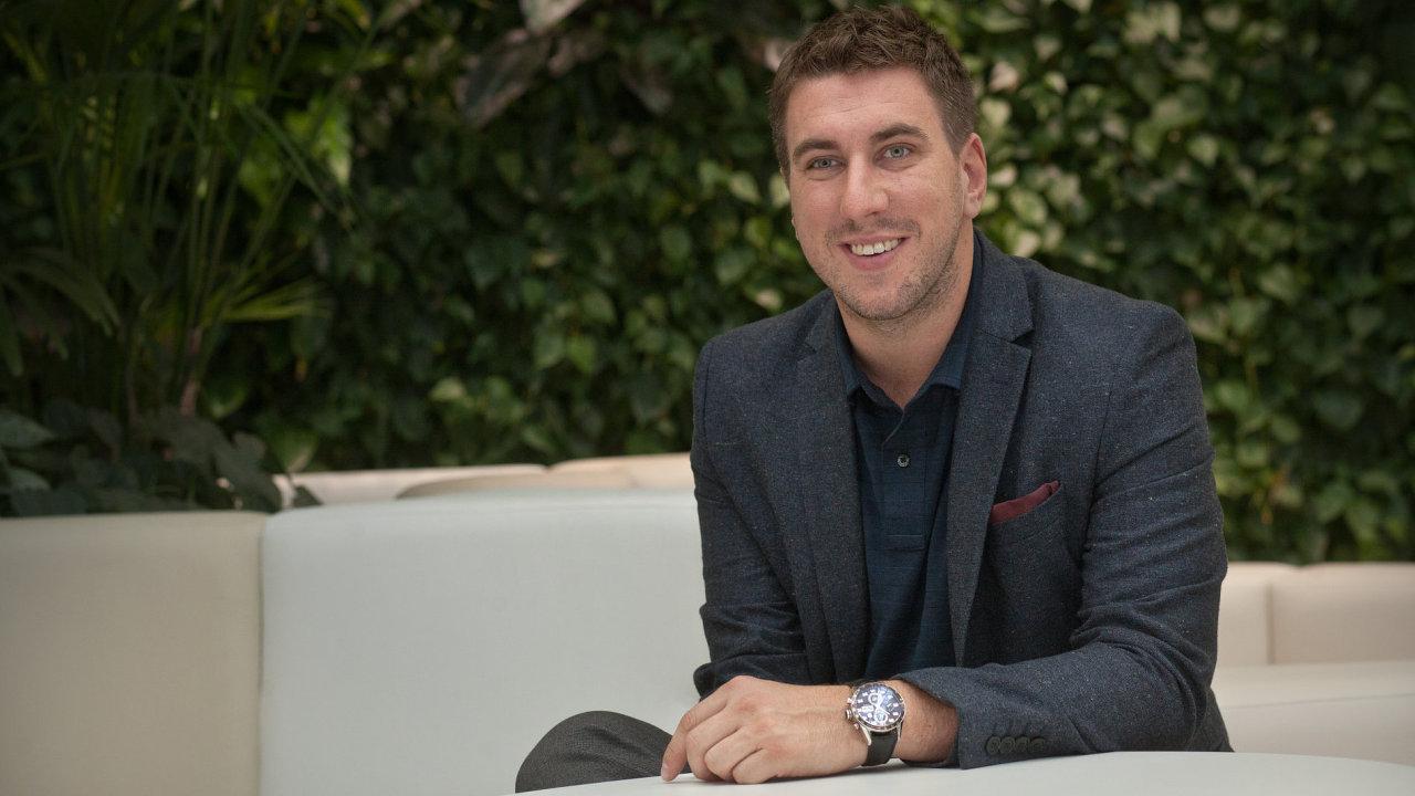 Podnikatel Tomáš Čupr je novým partnerem investiční skupiny Enern.