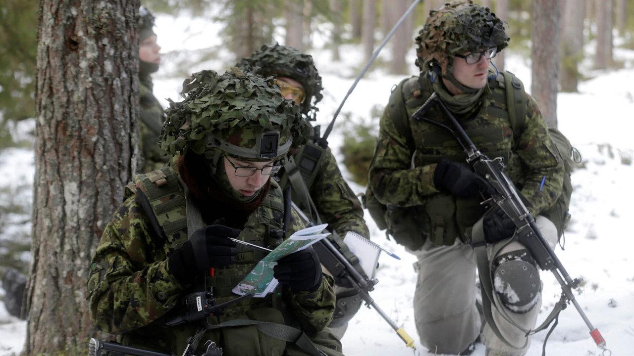 Разведчики НАТО заблудились в лесах Литвы. Их не смогли найти даже с собаками