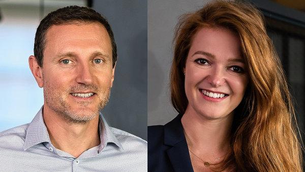 Ramon Planas a Lenka Kotrbatá, manažeři společnosti NEECO Global ICT Services