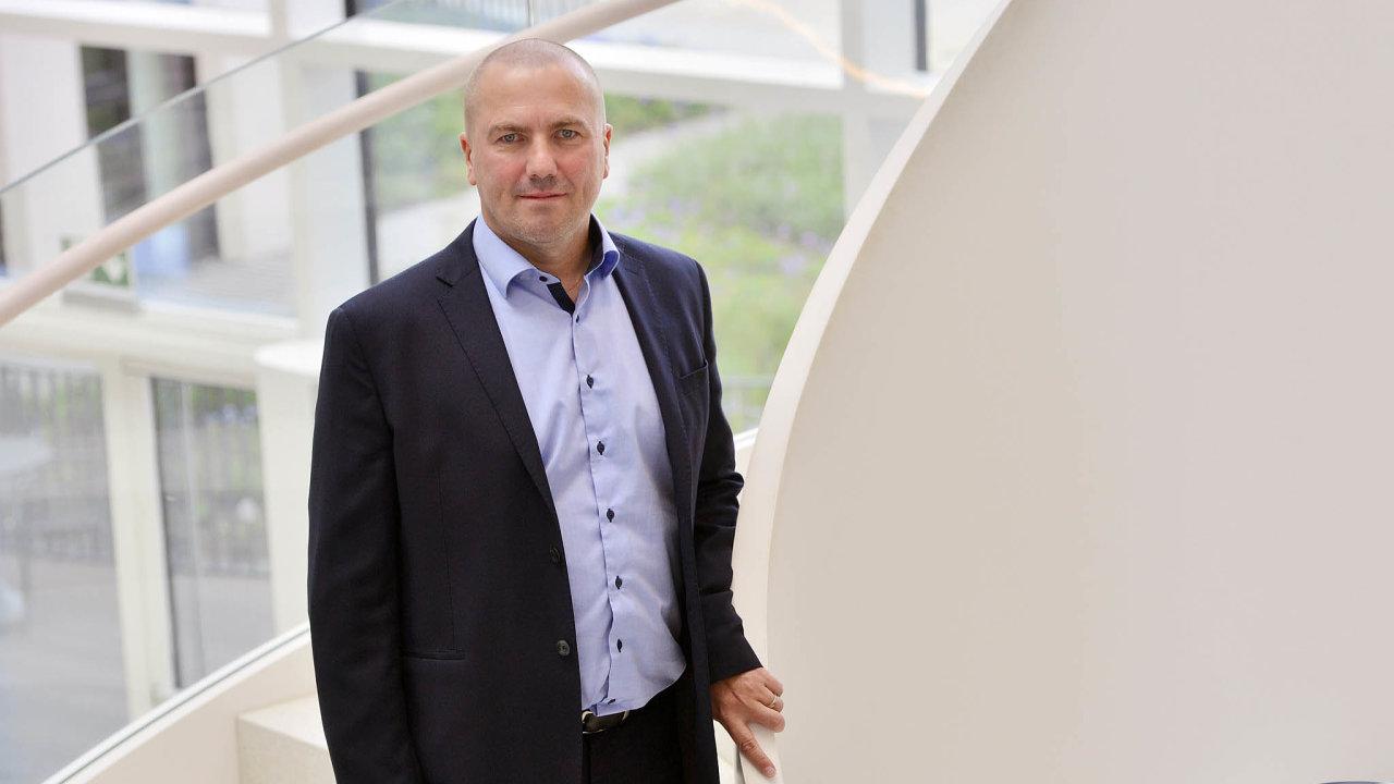 Miroslav Svoboda, vedoucí partner Deloittu ČR.