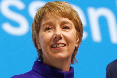 Šéfka svelkým úkolem. Martina Merzová přišla ozdravit ThyssenKrupp.