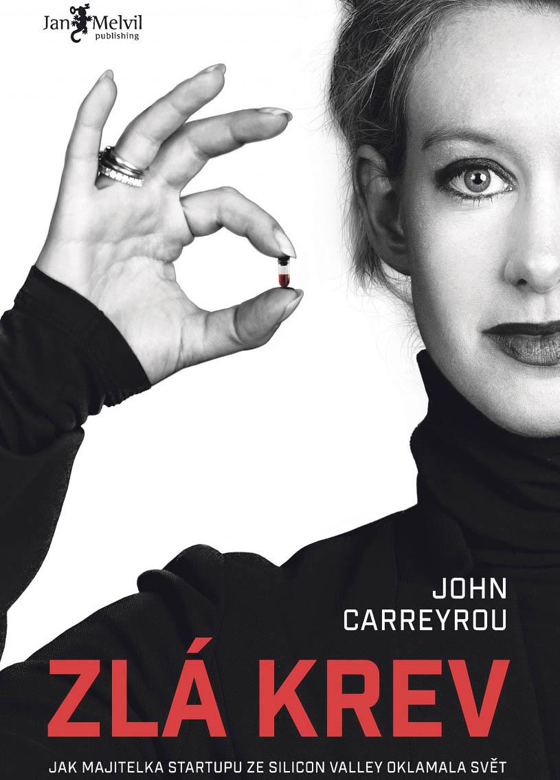 Zlá krev, John Carreyrou