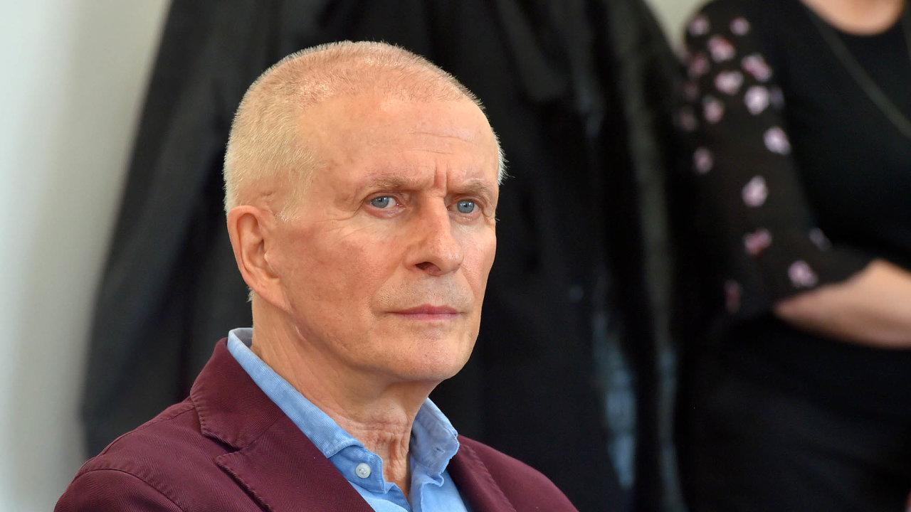 František Štěpánek, většinový vlastník Sokolovské uhelné