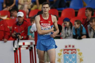 Poslední hříšník. Danil Lysenko je aktérem posledního skandálu v ruském dopingu. Funkcionáři účelově manipulovali s jeho vzorky. Výškař byl potrestán spolu s nimi.