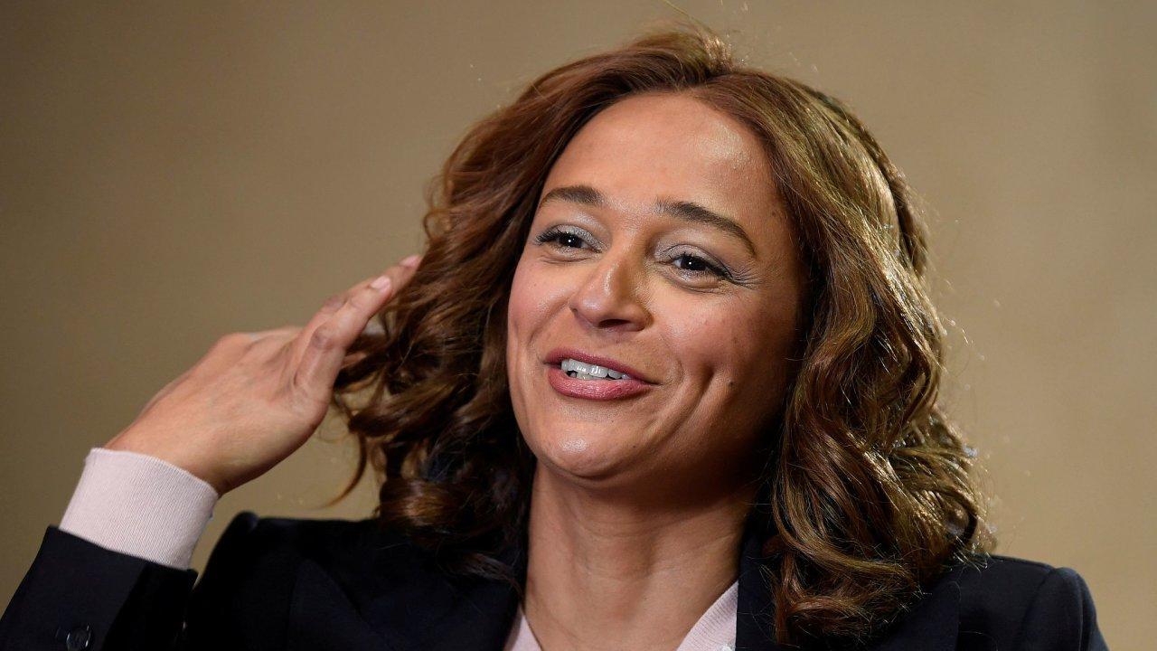 Isabel dos Santosová.