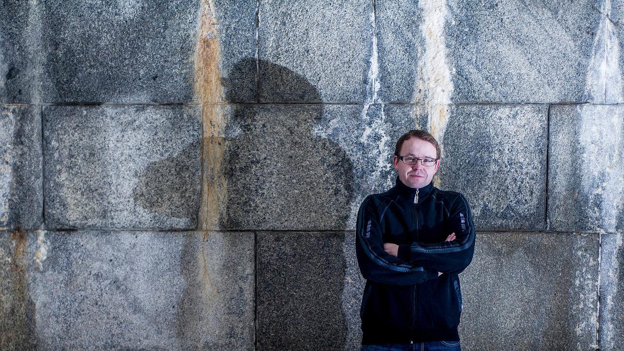 Spisovatel Michal Vrba
