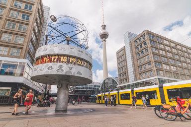 V Berlíně je celkem více než 1,9 milionu bytů. V nájmu jich je naprostá většina – zhruba 86 procent, respektive 1,63 milionu.